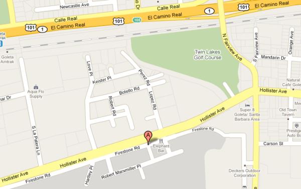 601 Firestone Road 93117